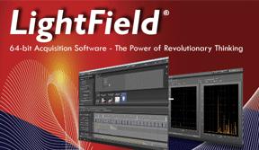 LightField software